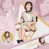 PNG Pack (36) Demi Lovato by Lovatiko