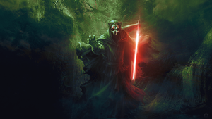 Star Wars -  Darth Nihilus by Aste17