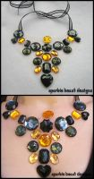 Gleaming Twilight Necklace by Natalie526