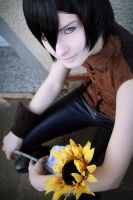 Lelouch Lamperouge - Sunflower by KashinoRei
