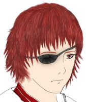 the red Sasori - WIP by dyasmita
