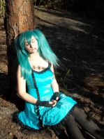 Vocaloid- Alice in human sacrifice by CosplayQueendom