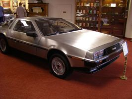 Delorean by Jetster1