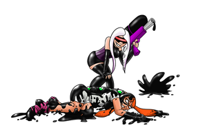 Splatoon by RubberLink