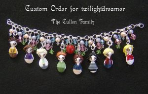 Cullen Family Custom Order by Shielou