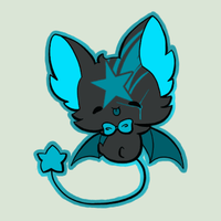 100 Themes - Bat Adopt - Adopted by Feralx1