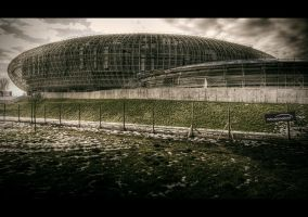 Cosmodrome by Beezqp