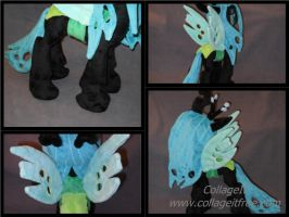 QUEEN CHRYSALIS more shots by MLPT-fan