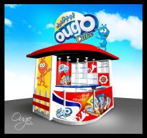 Ougo booth by abaza2