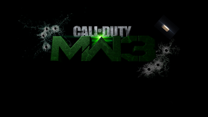 mw3 speed art by wasted49