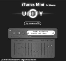 iTunes Mini UnityGK by NewaveCR