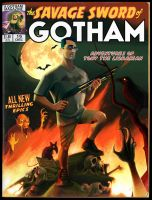 Savage Sword of Gotham by Cowboy-Lucas