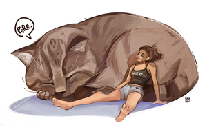 Nap by beiibis