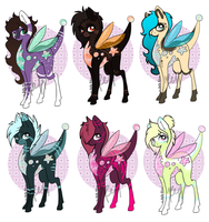 Firefly Pony Adopts CLOSED by KingRefi