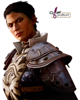 Dragon Age Inquisition - Cassandra by pixelbunt