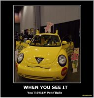 When You See It by pikabellechu