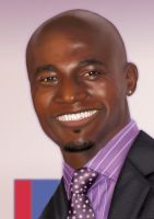 Taye Diggs by traydaripper