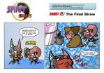 Spirit Shorts 2 - The Final Straw by Drewmaru