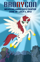 Bronycon Poster 5 by Tim-Kangaroo
