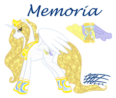 Memoria: Contest Entry by GroundedGypsy