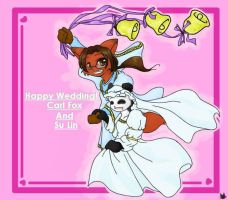 Happy Wedding for CxS by nyu