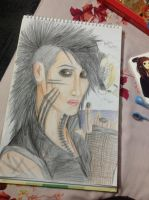 Ashley Purdy :3 by itachi1deidara