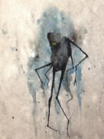 Paper Towel Painting by Scorpius150