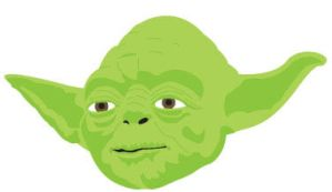 Yoda Vector by Gr8Gonzo