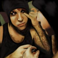 Pete Wentz by TH-HP