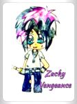 Zacky Vengeance chibi by Creepy-IS-my-Normal