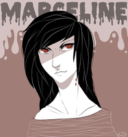 Marceline The Vampire Queen by zac900