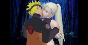 Naruto and Ino's first kiss part 3 by 4wearemanytoo