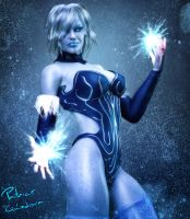 Killer Frost by PGandara