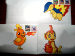 Tainted Pokemon Card Envelopes by TaintedTamer