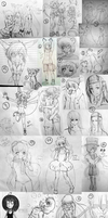 Sketchdump6 by AderiAsha