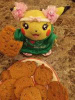 Can I Haz a Cookie by pikabellechu