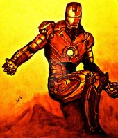 Iron Man by HESSIAN577