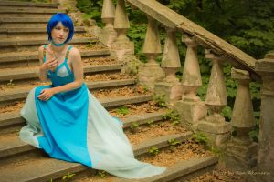 Princess Mercury by LoveSenshi