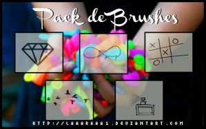 Pack De Brushes by laaaraaa1