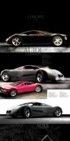 AUIDI CONCEPT by palax