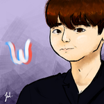 Kang Cheol from 'W - Two worlds' by HelloOstrich