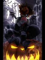 Welcome to Halloween Town~ by Emy-san