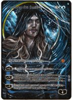 Magic Card Alteration: Tezzeret the Seeker by Ondal-the-Fool