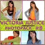 Victoria Justice Photopack 08 by annie2377