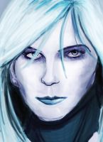 Killer Frost by IronWarrior777