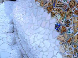 Park Guell by sophiebastien