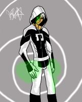 Danny Phantom Design by Omegalamda7