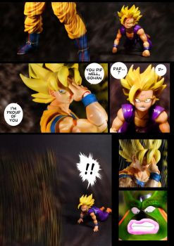 Cell vs Gohan Part 5 - p13 by SUnicron