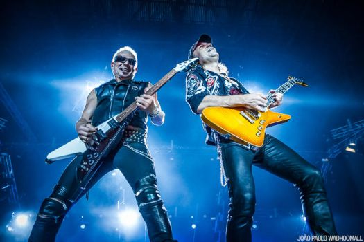 Scorpions - I by eXcer