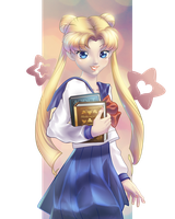 Welcome Back Sailor Moon! by Dhavita